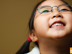 At what age should my child have their first eye exam?