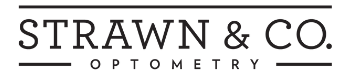 Strawn & Co. Optometry Logo